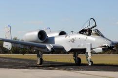 Gunship van de Luchtmacht van de V.S. Stock Afbeelding