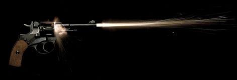 Gunshot Stock Photography
