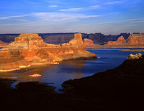 GunsightButte#2 Stock Photography
