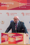 Günter Nooke, Personal Representative for Africa to the German Royalty Free Stock Image