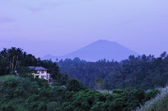 Gunung Agung in Bali Stock Photos