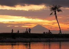Gunung Agung Stock Photos