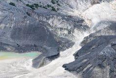 Gunung Bartur火山 库存照片