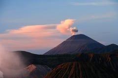 Gunung Bromo at dawn Stock Images
