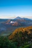 Gunung Bromo Volcano Indonesia foto de stock royalty free