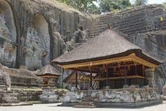 Gunung Kawi,巴厘岛,印度尼西亚 免版税图库摄影