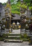 Gunung Kawi, Bali, Indonesia. Gunung Kawi is an 11th-century Hindu temple complex in Tampaksiring north east of Ubud in Bali, Indonesia. It is located on the Royalty Free Stock Photos