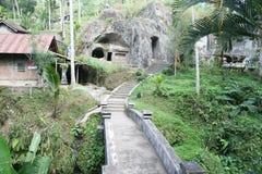 Gunung kawi Indonesia Zdjęcie Stock
