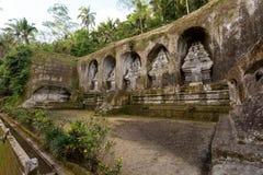 Gunung kawi temple in Bali Royalty Free Stock Photo