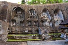 Gunung kawi temple in Bali, Indonesia, Asia Royalty Free Stock Photo