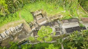 Gunung kawi temple in bali, ubud INDONESIA royalty free stock image