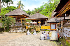 Gunung Kawi Temple and Candi, Bali, Indonesia Stock Photo