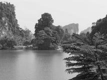 Gunung Lang Imagenes de archivo