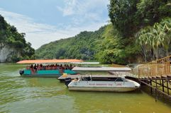 Gunung Lang Recreational Park photographie stock libre de droits