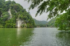 Gunung Lang Recreational Park. Located off Jalan Tunku Abdul Rahman formerly Kuala Kangsar Road, It was opened in October 2000, Covering an area of 30.35 royalty free stock images