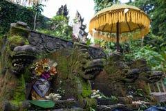 Gunung Lebah. Temple in Ubud Royalty Free Stock Photos