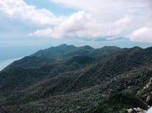 Gunung MatCincang Fotografia Stock
