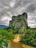Gunung Reng, Jeli, Kelantan Стоковое Изображение