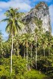 Gunung Reng. Is rocky mount in Kelantan Stock Photos