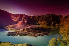Gunung Rinjani Royalty Free Stock Photo