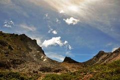 Gunung Sibayak Royalty Free Stock Image
