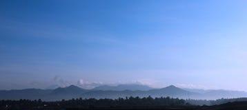 Gunungs-sewu Stockfotografie