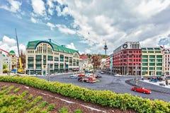 Gunzburg, ALEMANHA - 26 de março Imagem de Stock Royalty Free