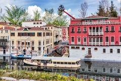 Gunzburg, ALEMANHA - 26 de março Foto de Stock Royalty Free