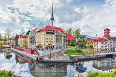 Gunzburg, ALEMANHA - 26 de março Imagens de Stock