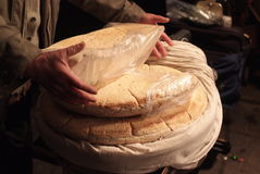 GuoKui, pain cuit à la vapeur Images libres de droits