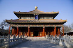 Guozijian,Imperial Academy or Imperial College Stock Image