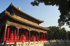 Guozijian (istituto universitario imperiale) Fotografia Stock