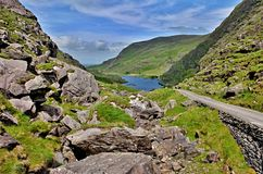 Gup of Dunloe Ireland Royalty Free Stock Photography