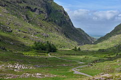 Gup von Dunloe, Irland Stockfoto