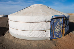Gur mongol Imagenes de archivo