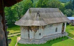 Gura Humorului Monastery Romania Stock Image