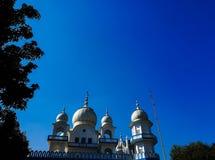 Gurdwara стоковые изображения rf