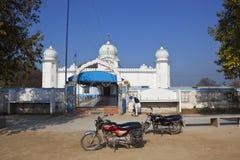 Gurdwara ζουγκλών Lakhi Στοκ Φωτογραφίες