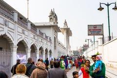Gurdwara Bangla Sahib Royalty Free Stock Photo