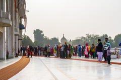 Gurdwara Bangla Sahib Stock Photo