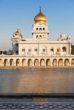 Gurdwara Bangla Sahib Royalty Free Stock Photography