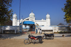 Gurdwara de jungle de Lakhi Photos stock
