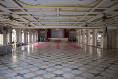 Gurdwara (place of worship for Sikhs) Royalty Free Stock Images