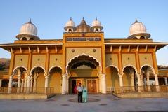 Gurdwara sikh, San Jose, Califórnia, EUA imagens de stock