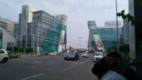 Gurgaon Gurugram Στοκ Φωτογραφίες
