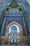 Guri Amir à Samarkand Images libres de droits