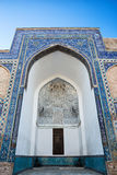 Guri Amir à Samarkand Photo libre de droits