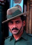 Gurkha wojownik Obraz Royalty Free