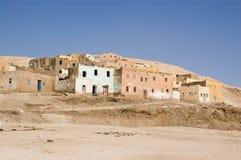 Gurna village, Luxor, Egypt Royalty Free Stock Photography