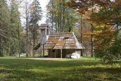 gurnemanzeremitboninglinderhof arkivbild